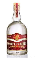 Whitley Neill, London Dry Gin, 42 %, 70 Cl.