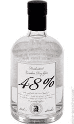 FOXDENTON The Original 48 Premium Dry London Gin England 48% 70 cl.