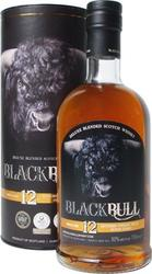 Black Bull 12 Years Old Highland Blended Scotch Whisky