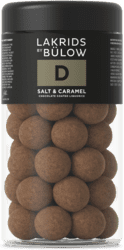 Lakrids By Bülow - D  Salt & Caramel Choc Coated Liquorice 125 gram
