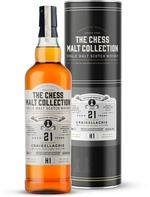 The Chess Malt Collection Craigellachie 21 Yrs. H1 52,3 %