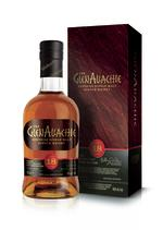 GlenAllachie - 18 Years Old Speyside Single Malt - 46 % Bourbon-PX-Oloroso Sherry Casks