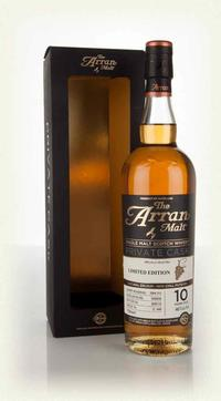 The Arran Malt Private Cask - 20 Years Old Limited Edition