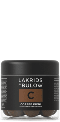 Lakrids By Bülow - C Coffee Kieni 125 gram