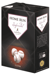 Home Run ZINFANDEL Lodi - Bag-in-Box 3 liter 14 % Alkohol