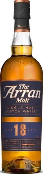 The Arran Malt, 18 Years Old Single Malt - 46%