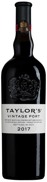 Taylors Vintage 2017 - 99 point James Suckling