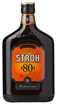 STROH ROM 80 % Alkohol - 50 cl.