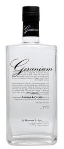 Geranium Premium London Dry Gin. 70 cl.