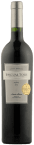 Pascual Toso Malbec 2012 - LIMITED EDITION.