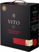 Vito Negroamaro/Zinfandel Bag in Box 3 ltr.