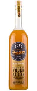 PURE Passion og vodka shot 70 cl.