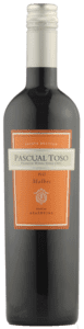 Pascual Toso Malbec Estate 2015 Maipu Valley Argentina