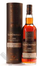 GlenDronach, 1993 – 24 Years Old - Cask no. 394