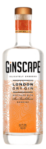 Ginscape London Dry Gin
