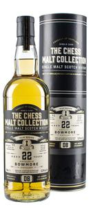 The Chess Malt Collection D8 Bowmore 22 Yo 52,9 % Alkohol V