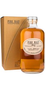 Nikka Pure Malt Black 43%, 50 cl.