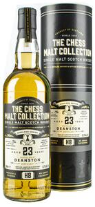 The Chess Malt Collection Deanston, 1996 - 23 Years Old Highland Single Malt – 52,7% (Bourbon Barrel) IX