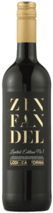 ZIN FAN DEL - Zinfandel Lodi - Limited Edition No. 1